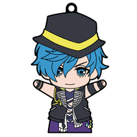 Rubber Strap - Pencils - Ballpoint Pen - B-Project: Kodou*Ambitious / Aizome Kento