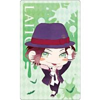 Card Stickers - DIABOLIK LOVERS / Sakamaki Laito
