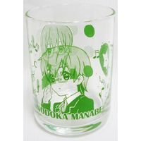 Tumbler, Glass - K-ON! / Yui & Nodoka Manabe