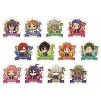 Trading Badge - Acrylic Badge - King of Prism by Pretty Rhythm