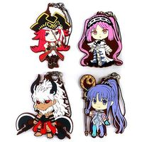 (Full Set) Rubber Strap - Fate/Grand Order / Medea (Lily) & Asterios & Euryale (Fate Series)