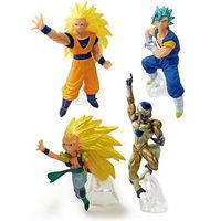 (Full Set) Trading Figure - Dragon Ball / Trunks & Goku & Frieza