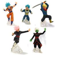 (Full Set) Trading Figure - Dragon Ball / Trunks & Goku & Vegeta