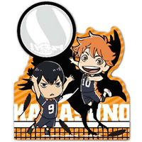 Sticky Note - Stand Pop - Haikyuu!! / Karasuno High School & Hinata & Kageyama