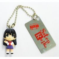 Key Chain - Toaru Kagaku no Railgun / Ruiko Saten