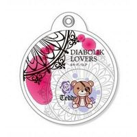 Gel Strap - DIABOLIK LOVERS / Teddy