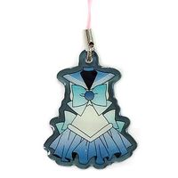 Metal Charm - Sailor Moon / Sailor Mercury