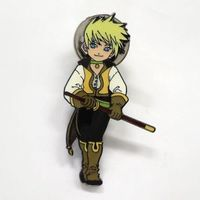 Badge - Tales of the Abyss / Guy Cecil
