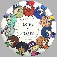 Badge - UtaPri