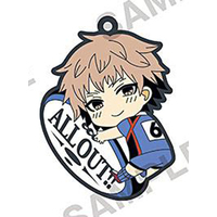 Rubber Strap - All Out!! / Kirishima Sekito