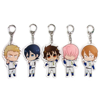 Acrylic Key Chain - Ace of Diamond