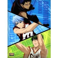 Illustrarion card - Card Collection - Kuroko's Basketball / Midorima & Aomine