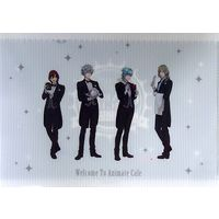 Plastic Folder - UtaPri / QUARTET NIGHT
