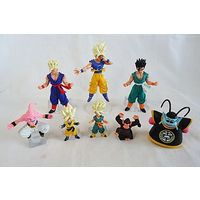 (Full Set) Trading Figure - Dragon Ball / Goku