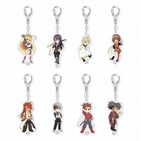 Trading Acrylic Key Chain - Tales Series