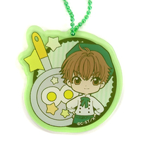 Acrylic Key Chain - Card Captor Sakura / Syaoran