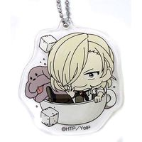 Acrylic Key Chain - Yuri!!! on Ice / Yuri Plisetsky