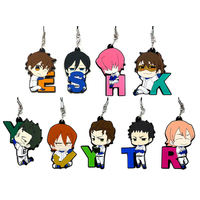 (Full Set) Rubber Strap - Ace of Diamond