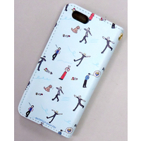 iPhone6s case - Mobile Touch Pen - iPhone6 case - iPhone7 case - Smartphone Cover - Yuri!!! on Ice / Yuri & Yuuri & Victor & Makkachin