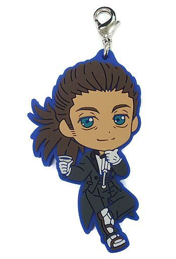 Rubber Charm - Kyun-Chara Illustrations - Tales Series / Raven (Vesperia)