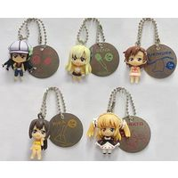 (Full Set) Key Chain - Haganai