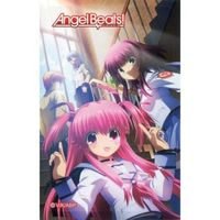 Card Stickers - Angel Beats! / Yui