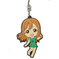 Rubber Strap - Kyun-Chara Illustrations - Love Live! Sunshine!! / Kunikida Hanamaru