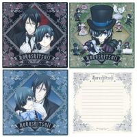 CD Case - CD Jacket Slick - Black Butler