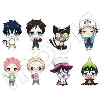 Rubber Strap - Blue Exorcist
