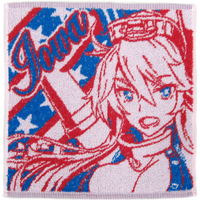 Hand Towel - Kantai Collection / Iowa (Kan Colle)