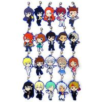 (Full Set) Rubber Charm - Tales of Xillia2