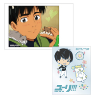 Trading Stickers - Yuri!!! on Ice / Phichit Chulanont