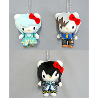 (Full Set) Plushie - Tales of Xillia2 / Ludger & Jude & Mikleo