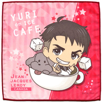 Microfiber Cloth - Yuri!!! on Ice / Jean Jack Leroy