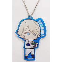 Trading Acrylic Key Chain - Ace of Diamond / Okumura Koushuu