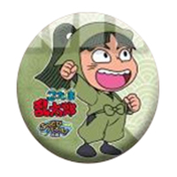 Trading Badge - Failure Ninja Rantarou / Kanzaki Samon