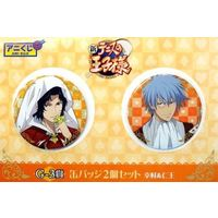 Badge - Prince Of Tennis / Yukimura & Niou