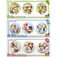 (Full Set) Badge - Tokimeki Memorial