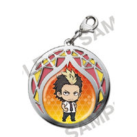 Brooch - Charm Collection - Blue Exorcist / Suguro Ryuji