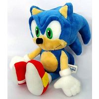 Plushie - Sonic the Hedgehog