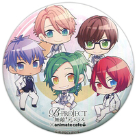 Trading Badge - B-Project: Kodou*Ambitious / Moons