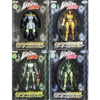 (Full Set) Figure - Jojo no Kimyou na Bouken / Star Platinum & Silver Chariot & Hierophant Green
