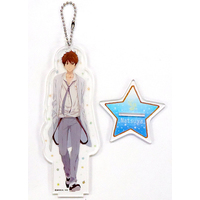 Acrylic Charm - High Speed! / Kirishima Natsuya