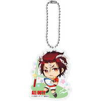 Key Chain - All Out!! / Sekizan Takuya