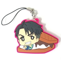 Rubber Strap - Yuri!!! on Ice / Yuuri & Jean Jack Leroy