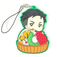 Rubber Strap - Yuri!!! on Ice / Yuuri & Otabek Altin