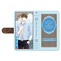 Smartphone Wallet Case - Stand My Heroes / Imaoji Shun