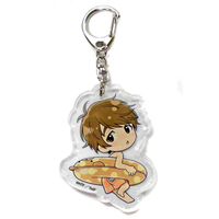 Acrylic Key Chain - Yuri!!! on Ice / Ji Guanghong