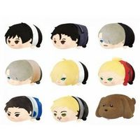 (Full Set) MochiMochi Mascot - Yuri!!! on Ice