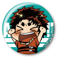 Badge - All Out!! / Gion Kenji